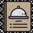 Menu Restaurant Kitchen Icon