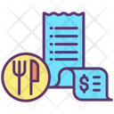 Restaurant Payment Icon