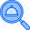 Restaurant search Icon