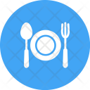 Food Restaurant Sign Icon