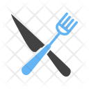 Fork Knife Restaurant Icon
