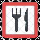 Restaurant Sign Food Icon