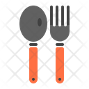Spoon Fork Cutlery Icon