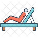 Resting Chair Repose Icon