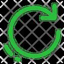 Restore Restart Reboot Icon