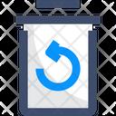 Restore Recycle Bin Bin Icon