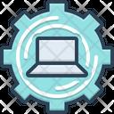 Restore Return Repayment Icon