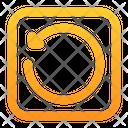 Restore Rotation Undo Icon