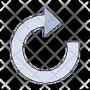 Restore Refresh Reload Icon