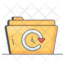 Restore Folder Icon