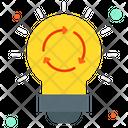 Restore Idea Idea Innovation Icon
