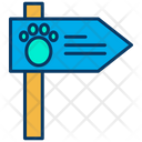 Restricted area Icon