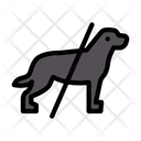 Restricted Dog Icon