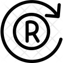 Restricted Rated R Icon