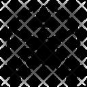 Restriction Limitation Reject Icon