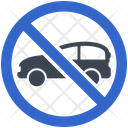Car Vehicles Entry Icon