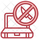 Restriction Knife Icon