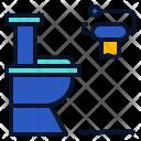 Restroom Toilet Bathroom Icon