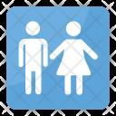 Restroom Symbol Bathroom Icon
