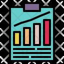 Result Report Conclusion Icon