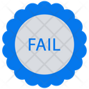 Fail Result Test Result Icon