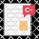Result Marksheet Grade Icon