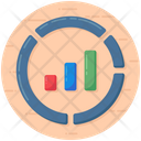 Results Data Analytics Business Chart Icon