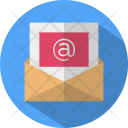 Resume Email Message Icon