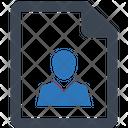 Application Employee Job Icon
