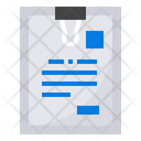 Resume Portfolio Profile Icon