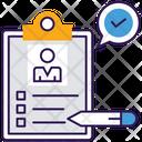 Job Application Resume Cv Icon