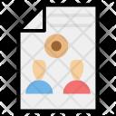 Card Id Identification Icon