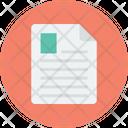 Job Profile Job Application Resume Icon