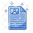 Document Contact File Icon