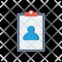 Resume Account Profile Icon