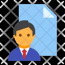 Resume Profile Icon