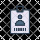 Resume Cv Document Icon