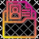 Resume Folder Icon