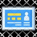 Retail Card Icon