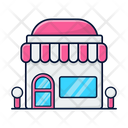 Retailer Building Shop Icon