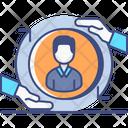 Retention Customer Retention Customer Icon