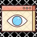 Retina Ready Web Design Icon