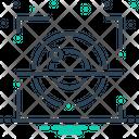 Retina Recognition Icon