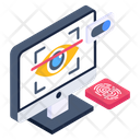 Retina Scan Icon