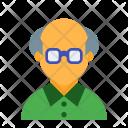 Retired Citizen Icon