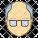 Retired man Icon