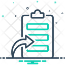 Retrieved Get Back Recover Icon