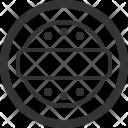 Retro Badge Ribbon Icon