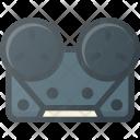 Retro Old Casette Icon