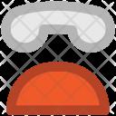 Retro Telephone Landline Icon